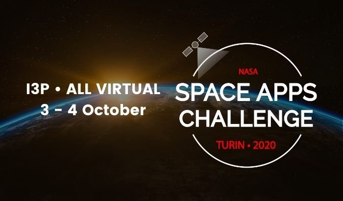 NASA Space Apps Challenge Turin 2020 – Virtual edition
